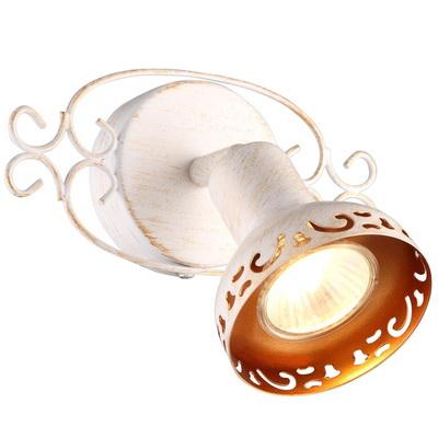 Спот Arte lamp Focus a5219ap-1wg спот arte lamp focus brown a5219ap 1br