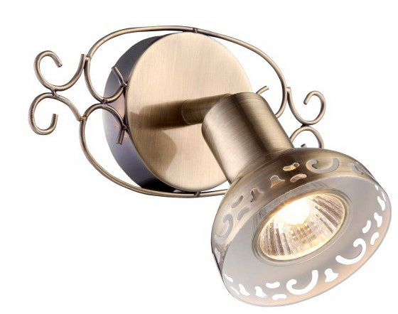 купить Спот Arte lamp Focus a5219ap-1ab по цене 1840 рублей