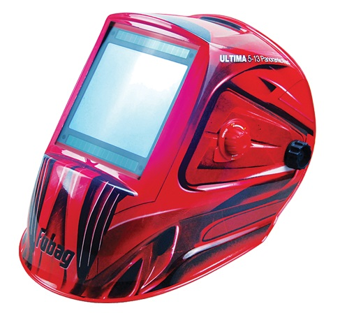 Маска Fubag Ultima 5 – 13 panoramic red маска сварочная fubag ultima 5 13 panoramic red