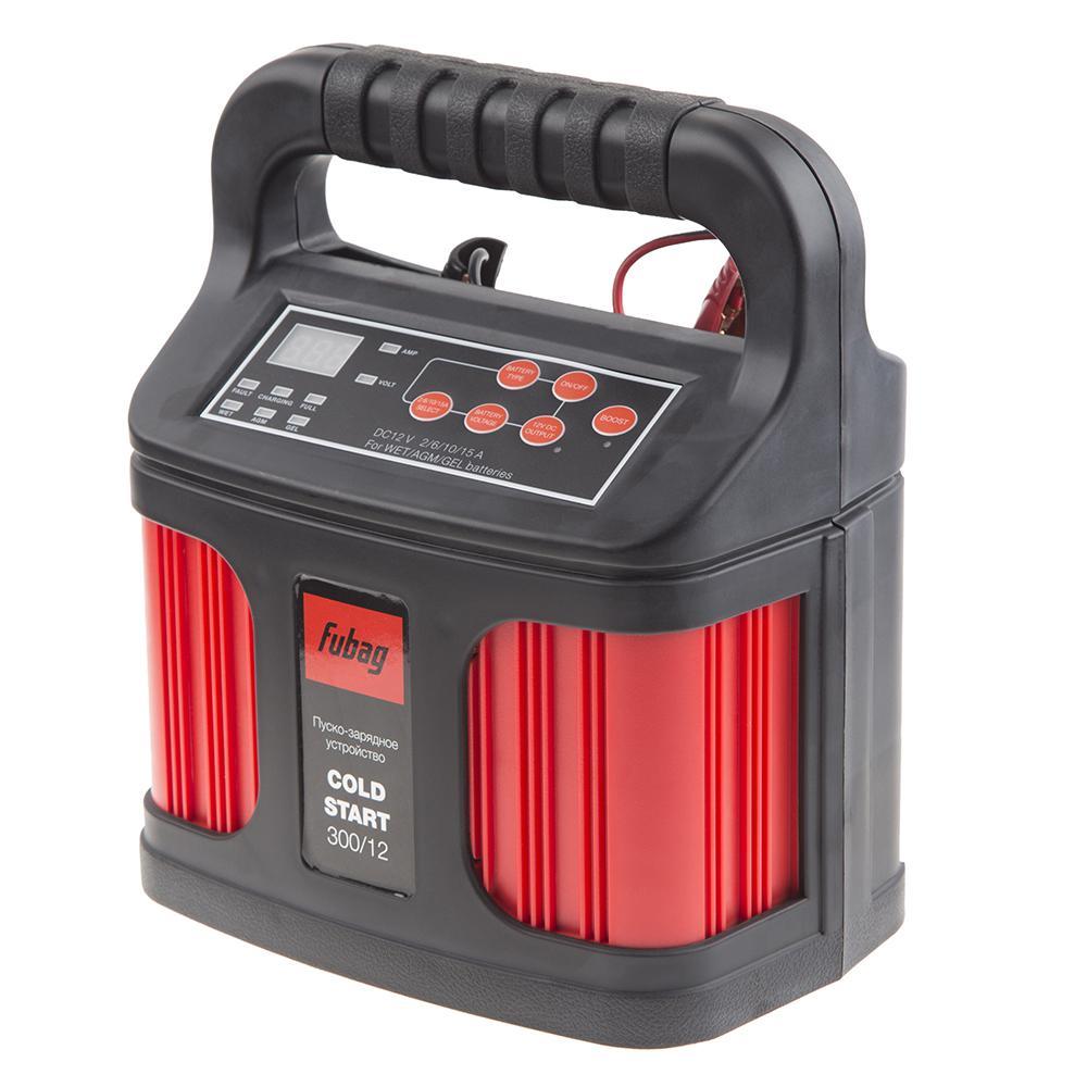 Устройство пуско-зарядное Fubag Cold start 300/12 пуско зарядное устройство neoline jump starter 500a