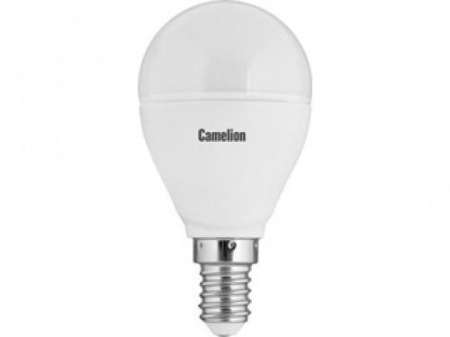 Лампа светодиодная Camelion Led7-g45/830/e14 лампочка camelion led7 g45 830 e14