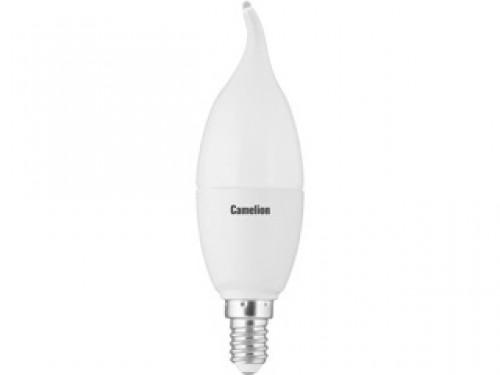 Лампа светодиодная Camelion Led7-cw35/830/e14 лампа светодиодная camelion led5 cw35 830 e14