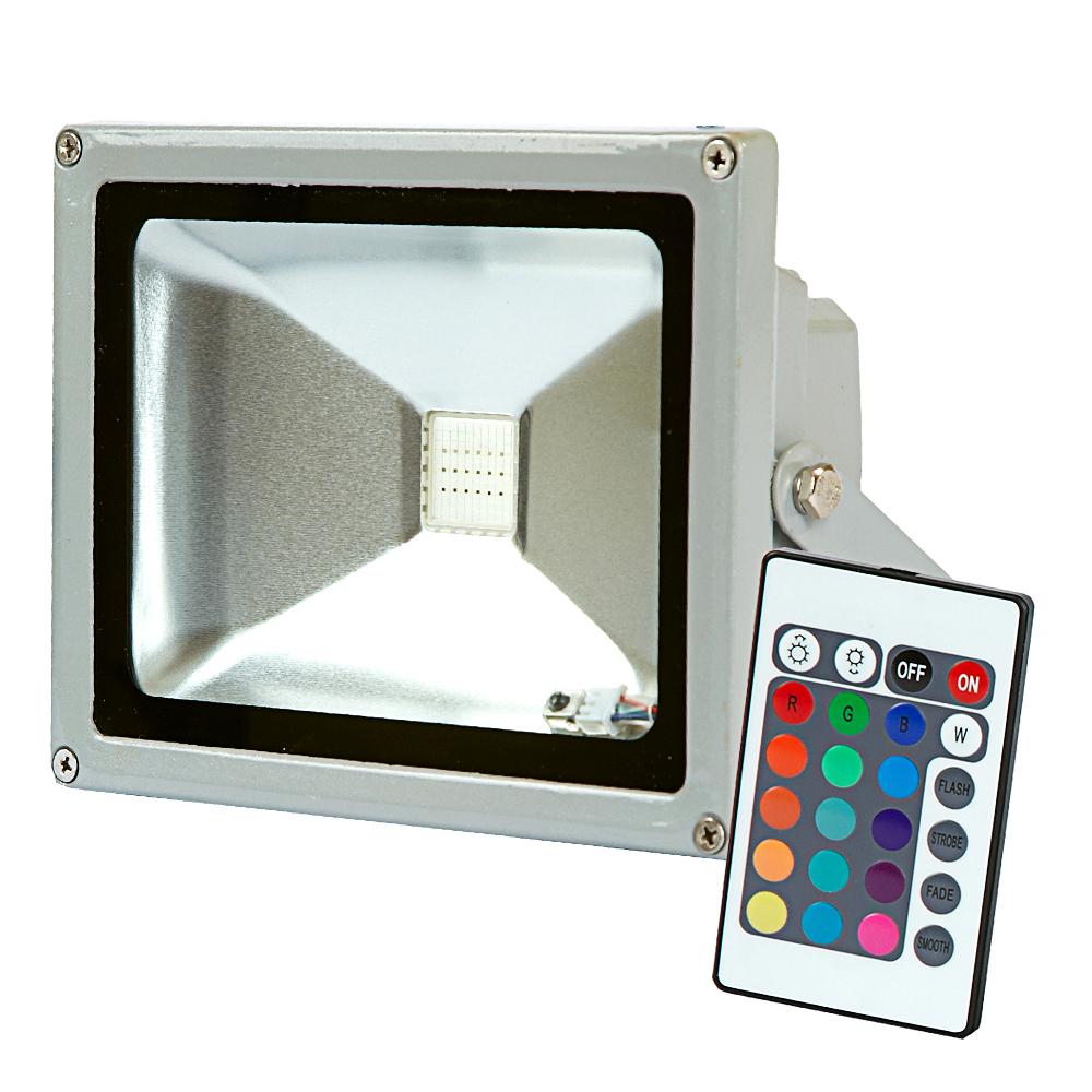 Прожектор светодиодный ЭКОРОСТ 518-020