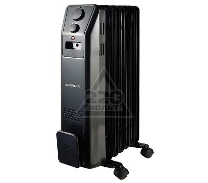 Радиатор SUPRA ORS-07-SN black