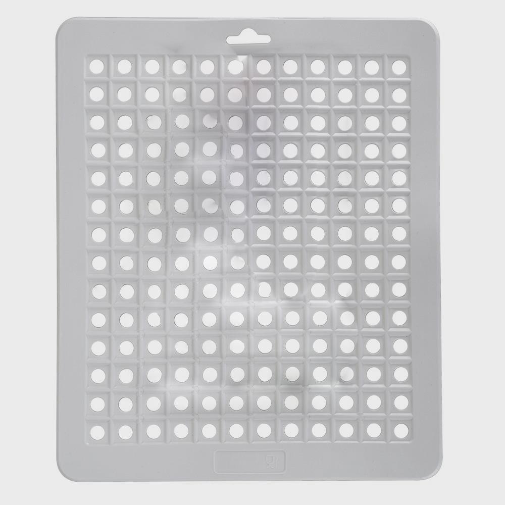 Коврик MetaltexАксессуары кухонные<br>Тип: коврик,<br>Материал: резина,<br>Длина (мм): 320<br>