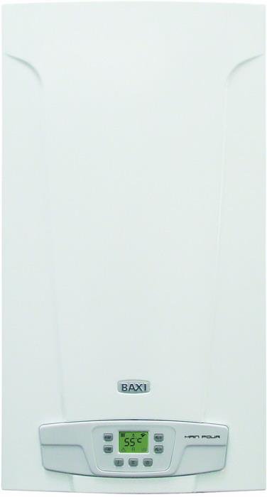 Газовый котел Baxi Main-5 14 f бак рюкзак на дымоход