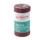 Шкурка шлифовальная в рулоне HAMMER Flex  216-014
