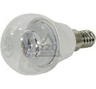 Лампа светодиодная ЭРА P45-7w-840-E14-Clear
