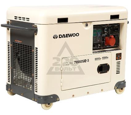 Генератор DAEWOO DDAE7000SE-3