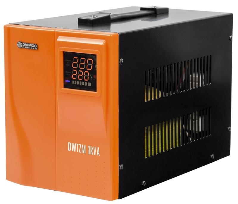 Стабилизатор напряжения Daewoo Dw-tzm1kva стабилизатор напряжения daewoo power products dw tzm1kva