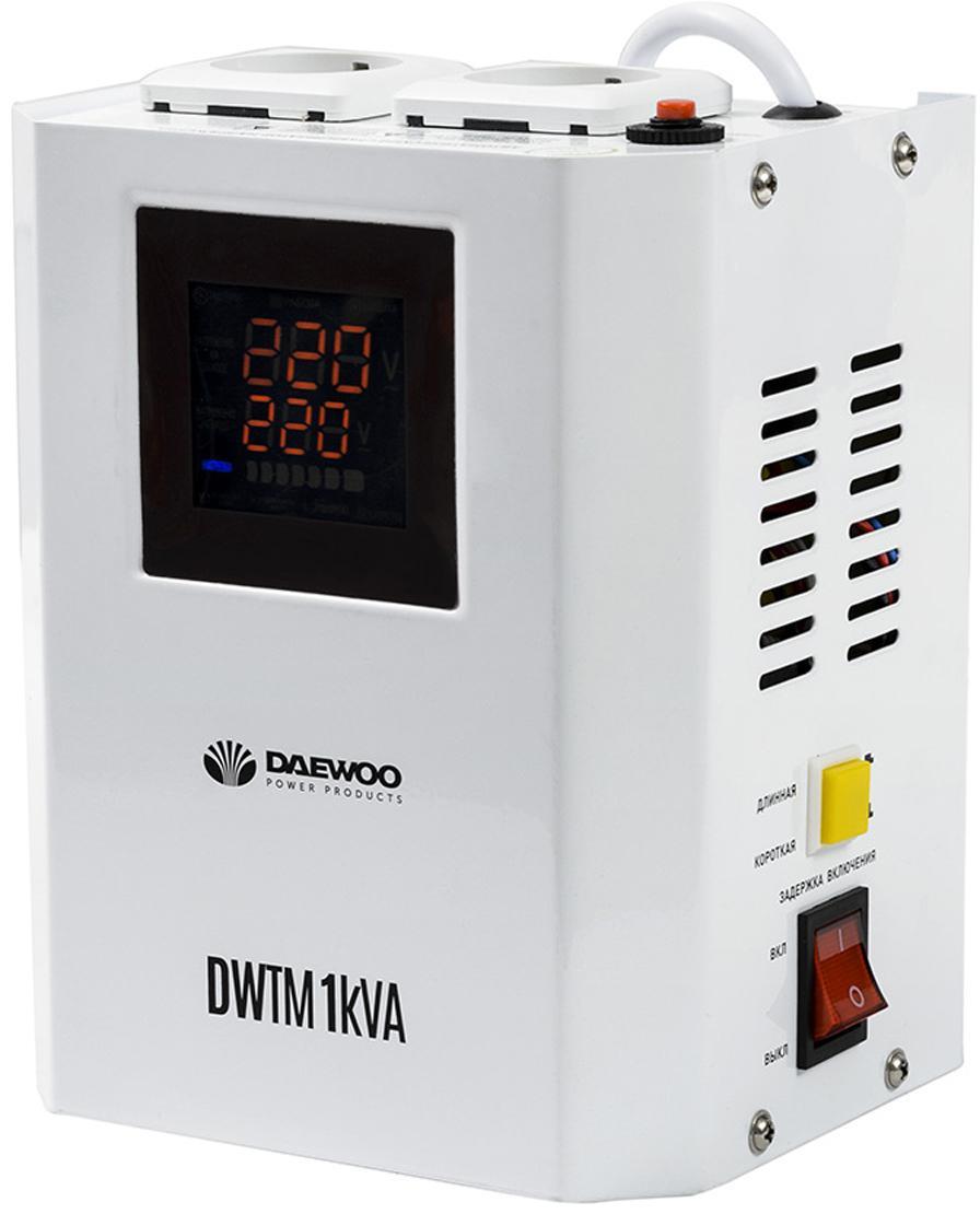 Стабилизатор напряжения Daewoo Dw-tm1kva