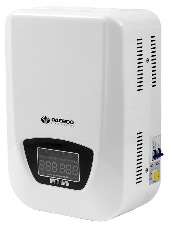 Стабилизатор напряжения Daewoo Dw-tm10kva стабилизатор daewoo dw tzm500va basic line