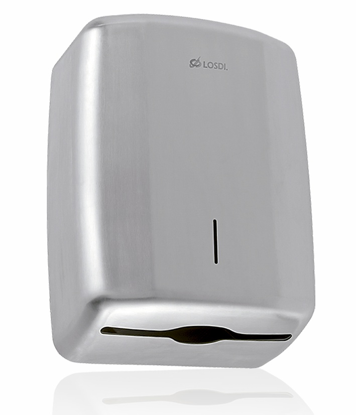 Диспенсер для полотенец Losdi Co-0107s-l электросушилка для рук losdi cs200x l white