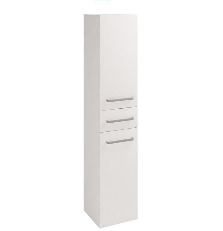 Пенал Dreja 64719 комплект мебели dreja infinity 90 белый глянец