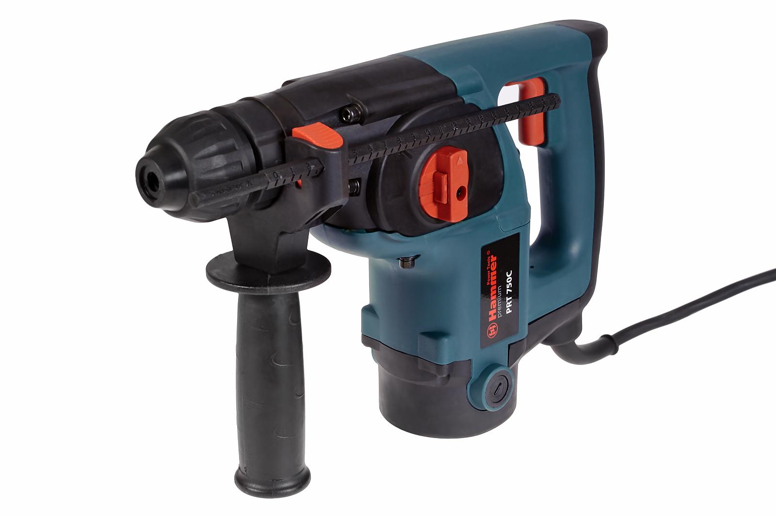 Перфоратор Hammer Prt750c premium