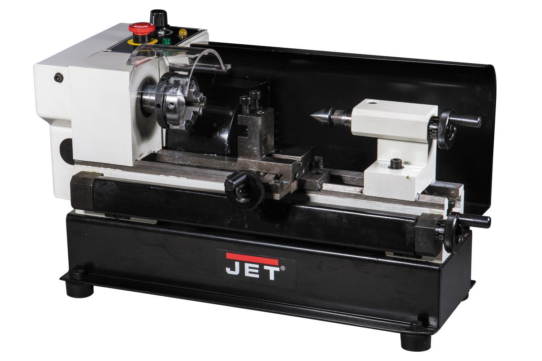 Станок токарный мини по металлу Jet Bd-3 (50000080m)