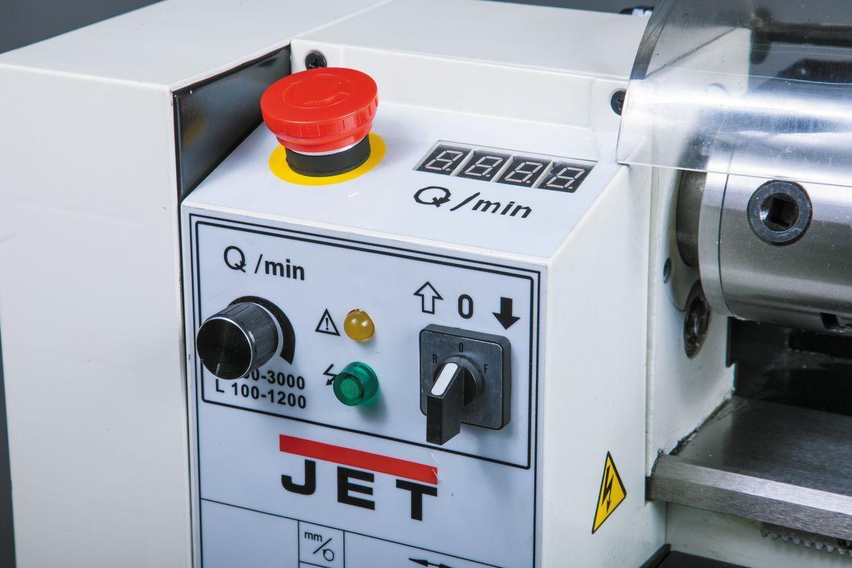 Станок токарный по металлу Jet Bd-7 50000900m