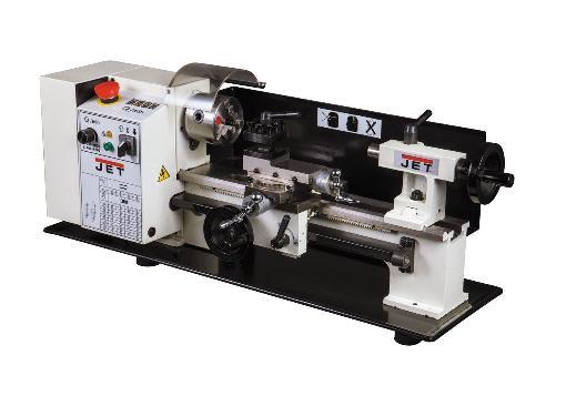 Станок токарный JET BD-7 50000900M