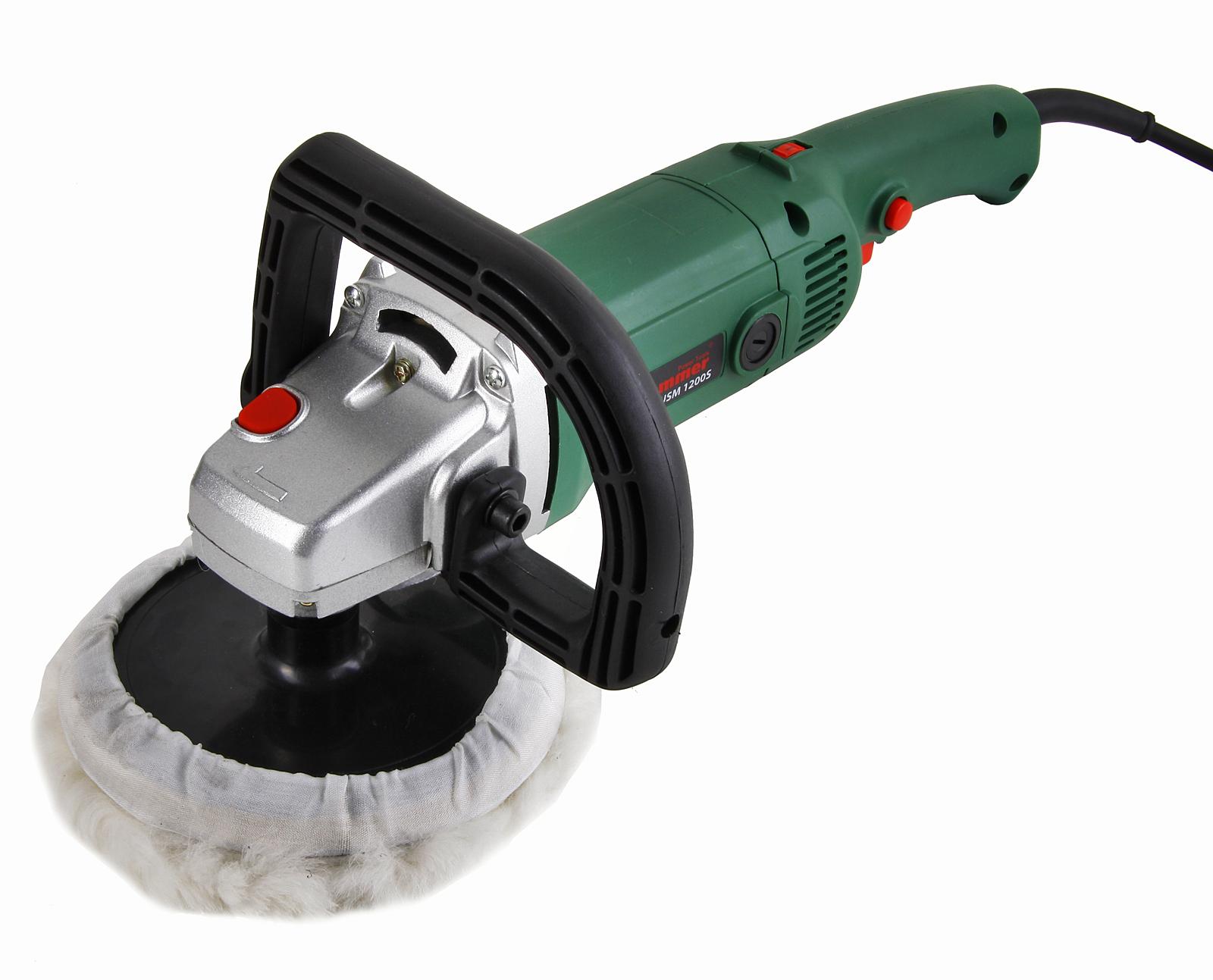 Машина полировальная Hammer Usm1200s