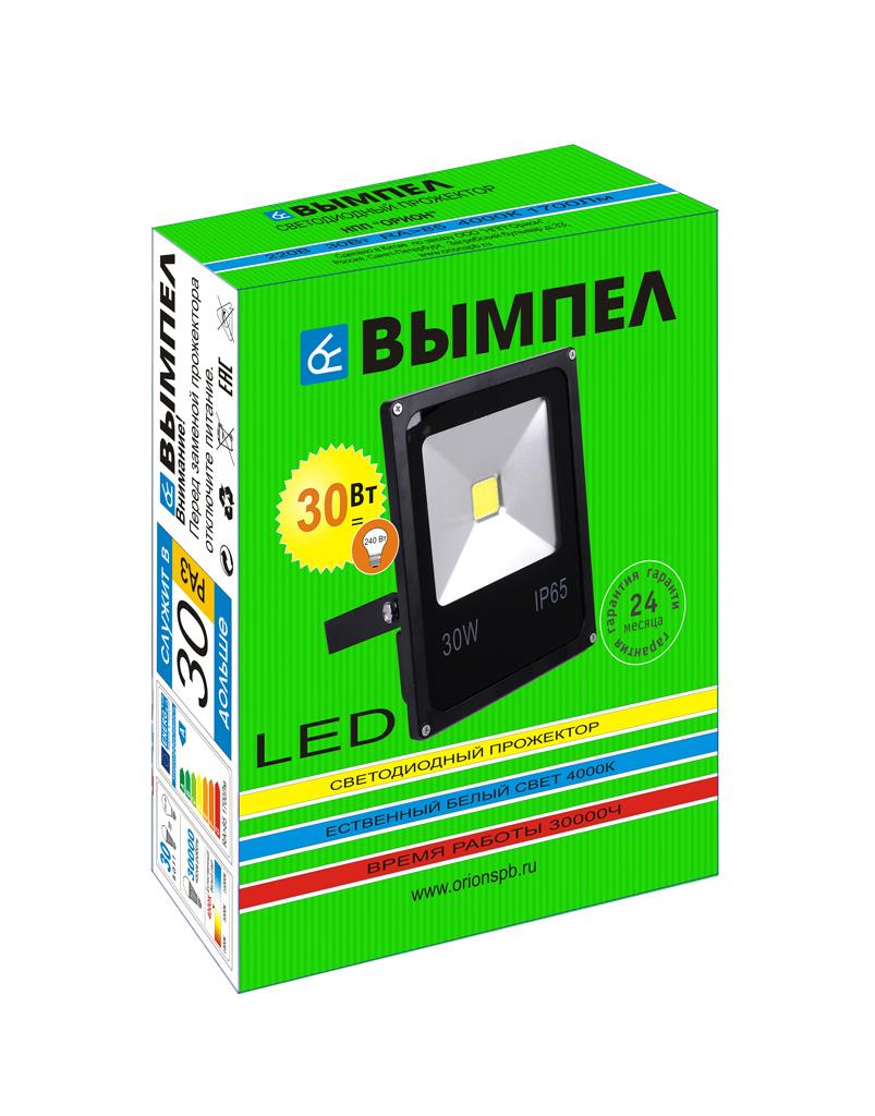 Прожектор светодиодный ОРИОН 9153 шкаф с полками дсп и зеркальной дверью орион