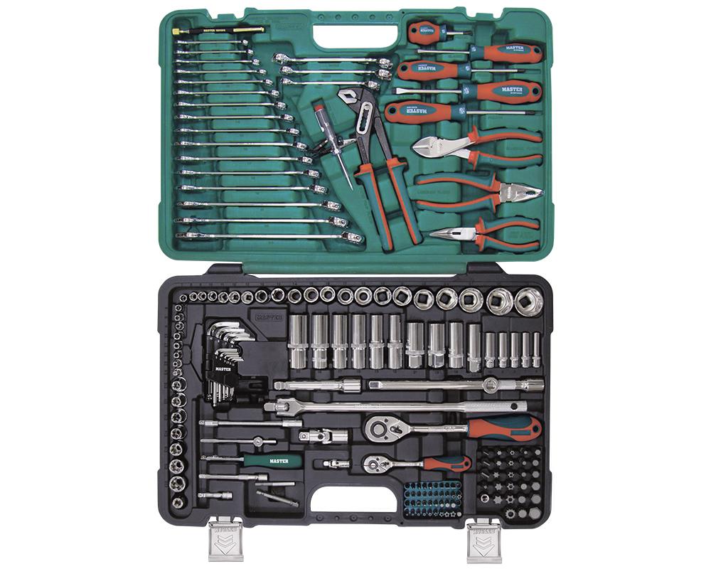 Купить Набор инструментов Master 4081176-m