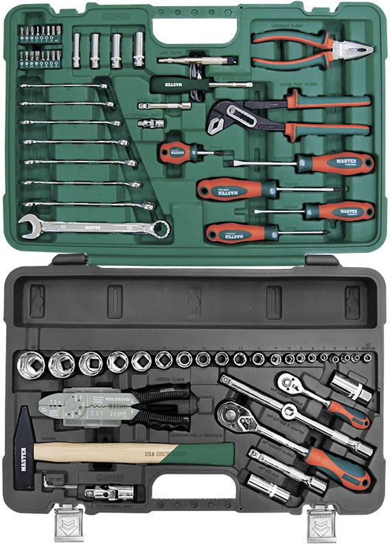 Купить Набор инструментов Master 408199-m