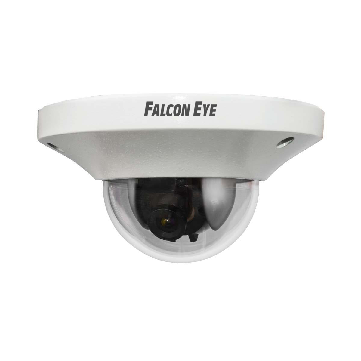 Камера видеонаблюдения Falcon eye Fe-ipc-dw200p аналоговая камера falcon eye fe da91a 10m
