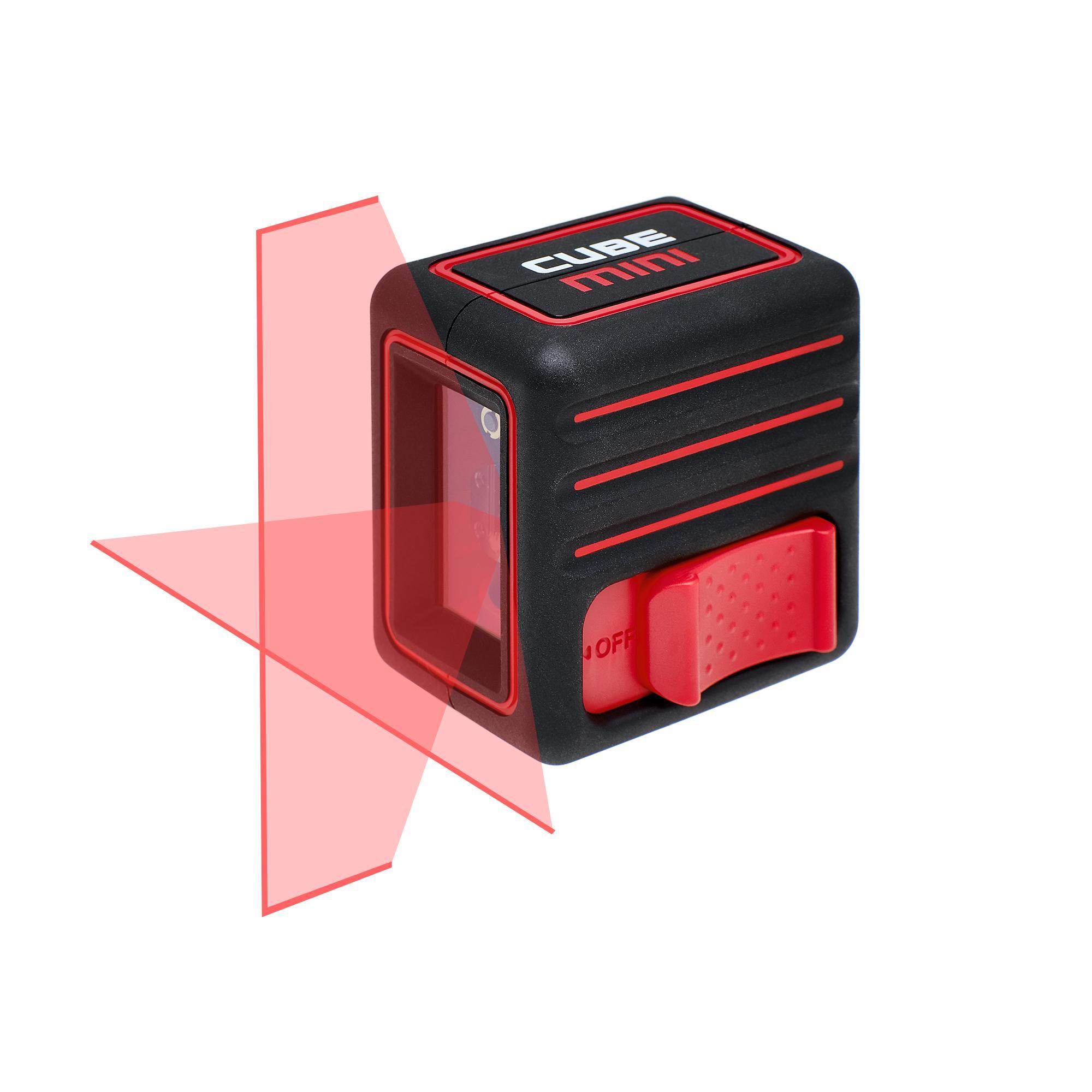 Построитель лазерных плоскостей Ada Cube mini basic edition уровень ada 2d basic level a 00239