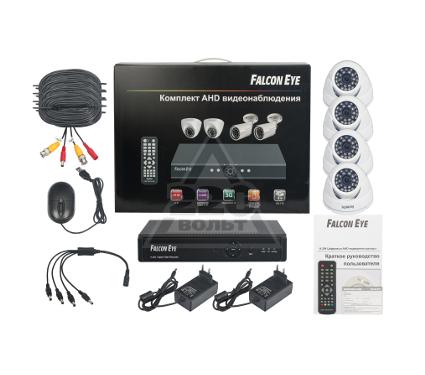 Комплект видеонаблюдения FALCON EYE FE-104AHD-KIT ДOM