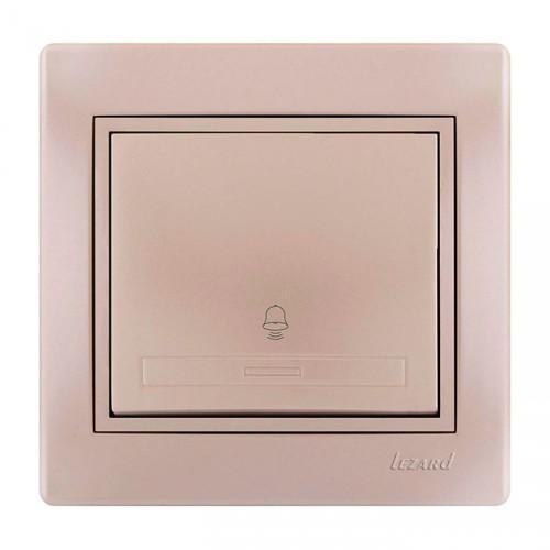 Кнопка для звонка Lezard 701-3030-103