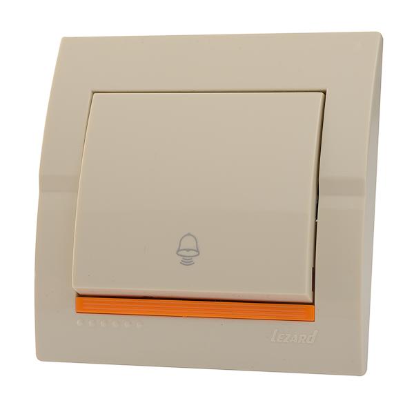 Кнопка для звонка Lezard 702-0303-103 недорого