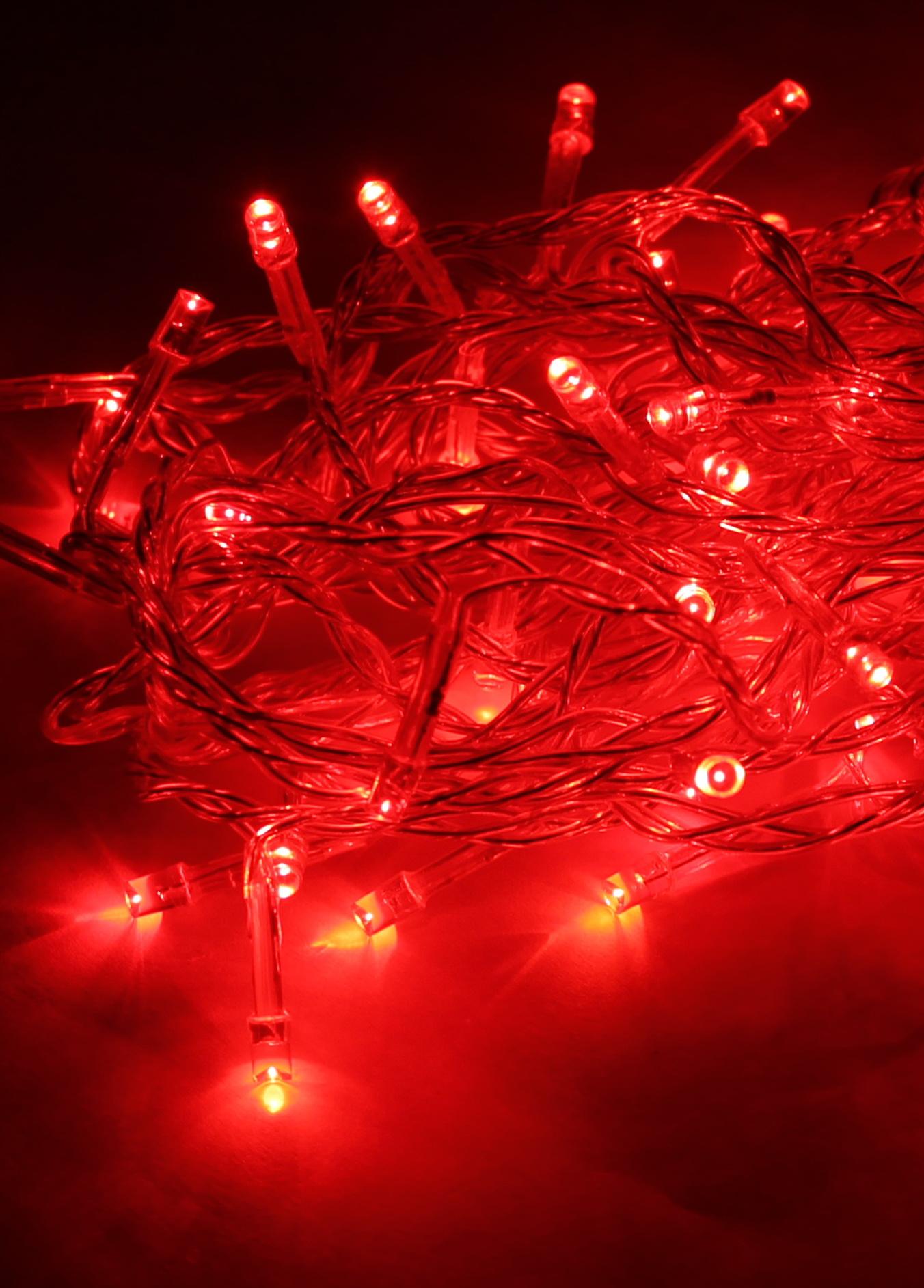 Электрогирлянда КОСМОС Koc gir80led r электрогирлянда космос koc net240led b сеть 1 8мх1 7м 240led с контроллером шнур3м ip20