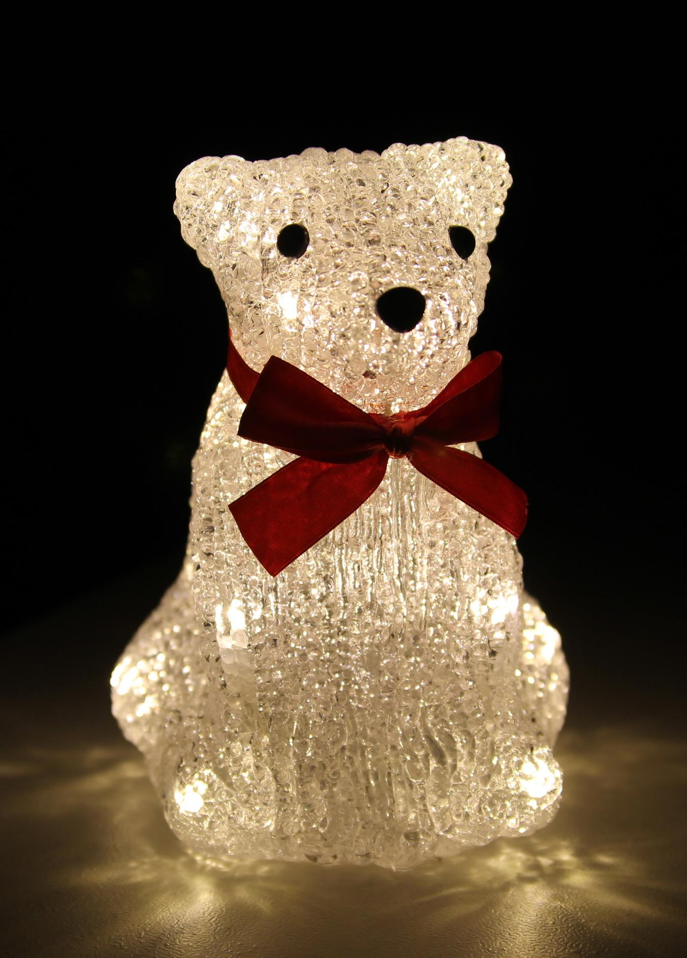 Светильник новогодний КОСМОС Koc bear16led w уличный светильник kosmos koc sol219