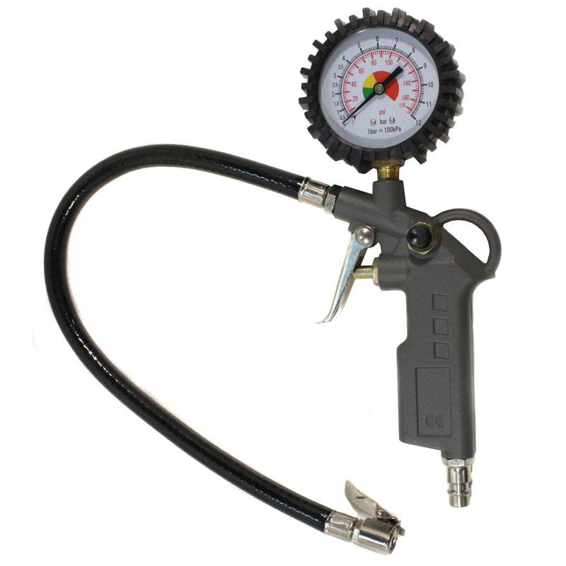Пистолет для накачки шин Garage 60d-5 пистолет для накачки шин с манометром patriot gn 60d 830901020