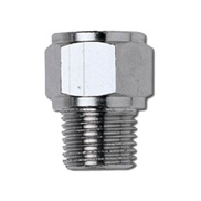 Переходник Gav 1216/6 1/4 3/8 m5 1 8 1 4 3 8 1 2 male 4 6 8 10 12mm straight push in fitting pneumatic male connector