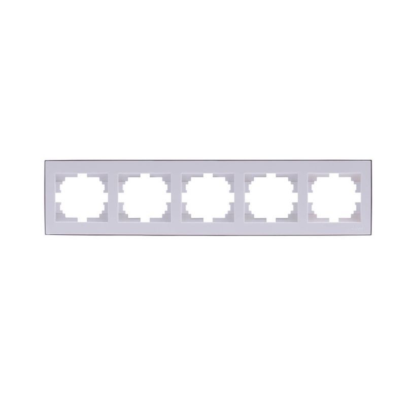 Рамка Lezard 703-0226-150 gira gira esp glass c салатовое стекло рамка 5 ая 0215518