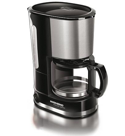 Кофеварка Redmond Rcm-m1507 умная кофеварка redmond skycoffee m1509s