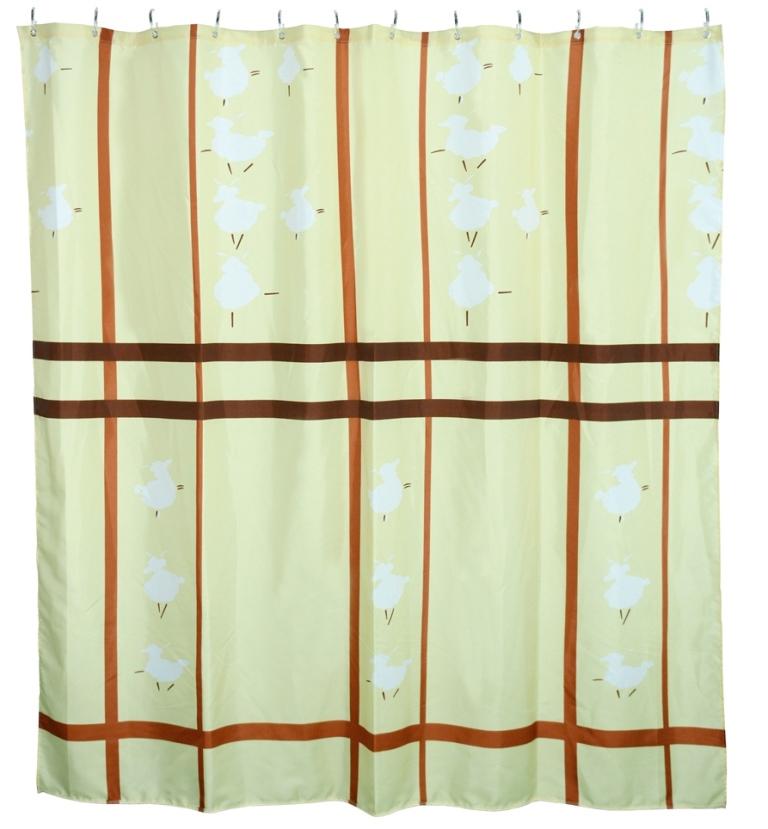 Штора для ванной комнаты My space Pr180180011