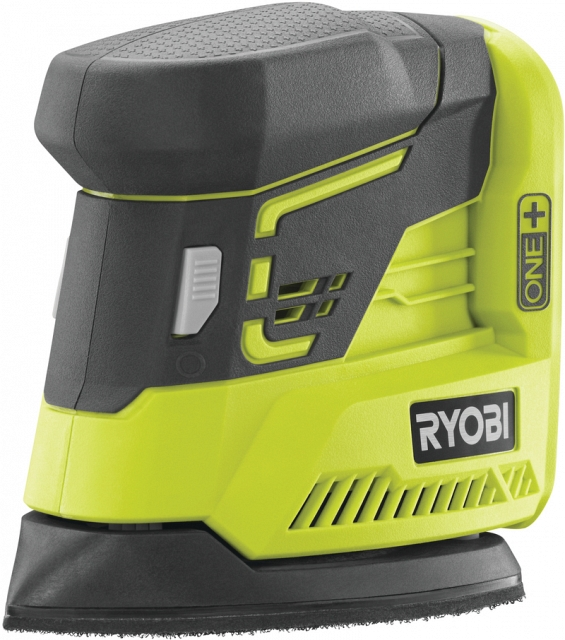 Машинка шлифовальная дельта Ryobi 3002443(r18ps-0) кольца кюз дельта 114454 d