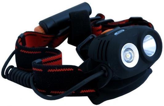 Фонарь Solaris M40 чёрный фонари solaris оранжевый налобный фонарь