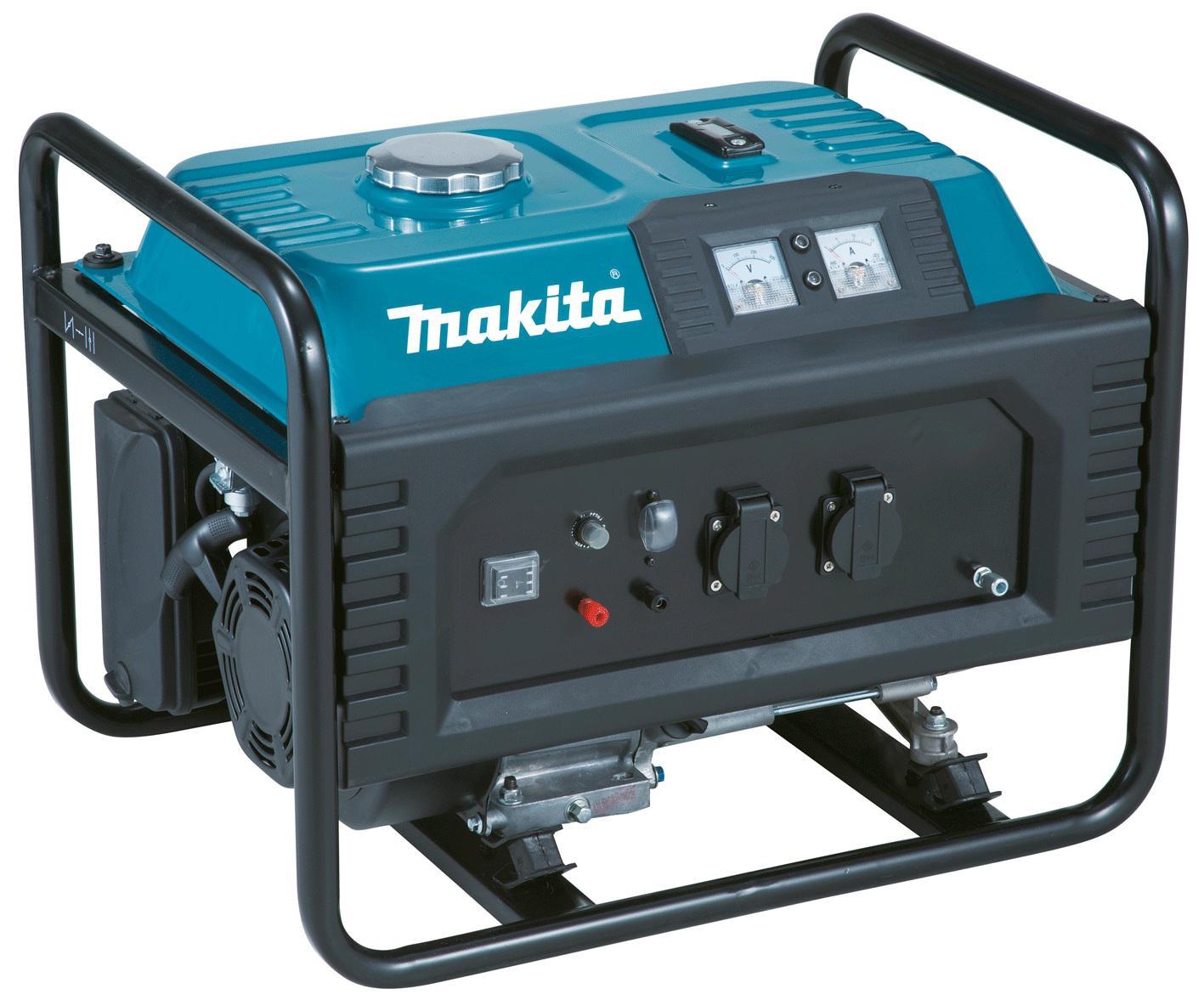 Бензиновый генератор Makita Eg 2850a генератор бензиновый patriot srge 3500