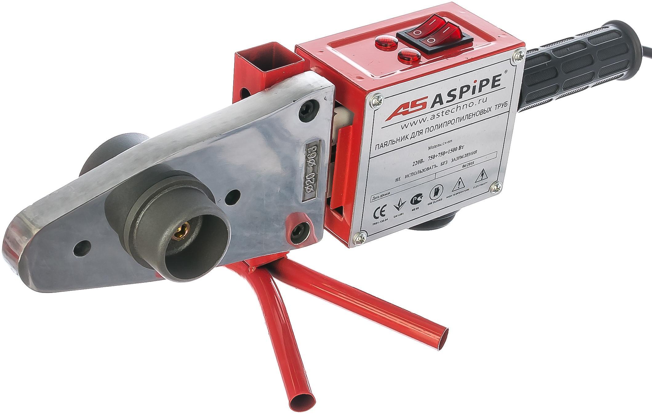 Аппарат для сварки пластиковых труб Aquafit ИС.090786