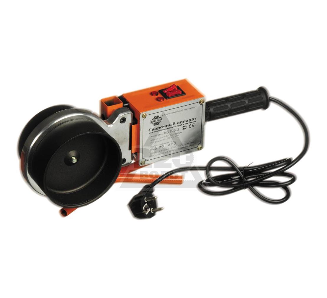 Аппарат для сварки пластиковых труб BLACK GEAR ИС.090946