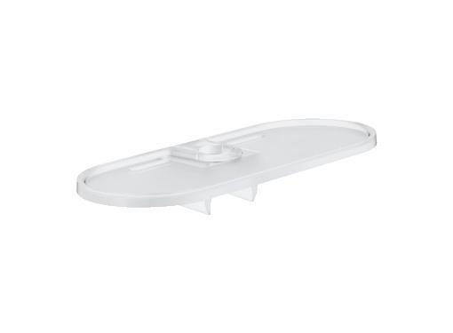 Пластиковая полочка-мыльница GROHE Tempesta Classic 27596000