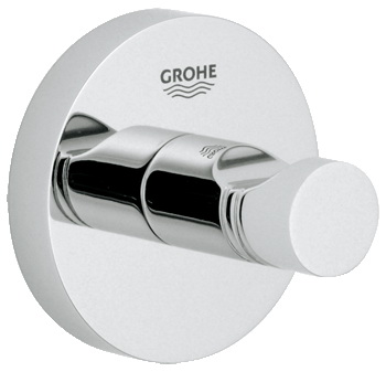 Крючок Grohe 40364001 grohe essentials хром 40364001