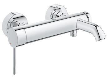 Смеситель для ванны Grohe Essence+ 33624001 смеситель для ванны grohe essence напольный для 45984 хром 23491001