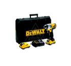 Гайковерт аккумуляторный DEWALT DCF815D2