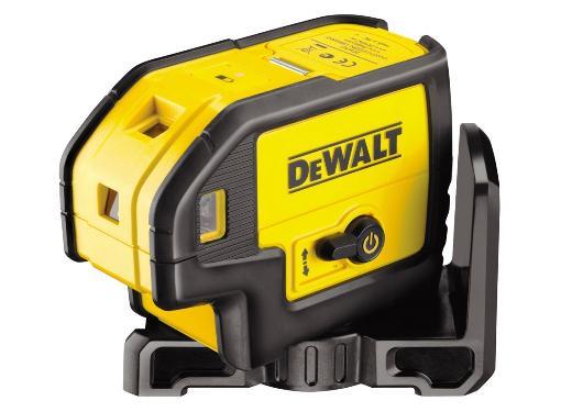 Уровень лазерный DEWALT DW085K