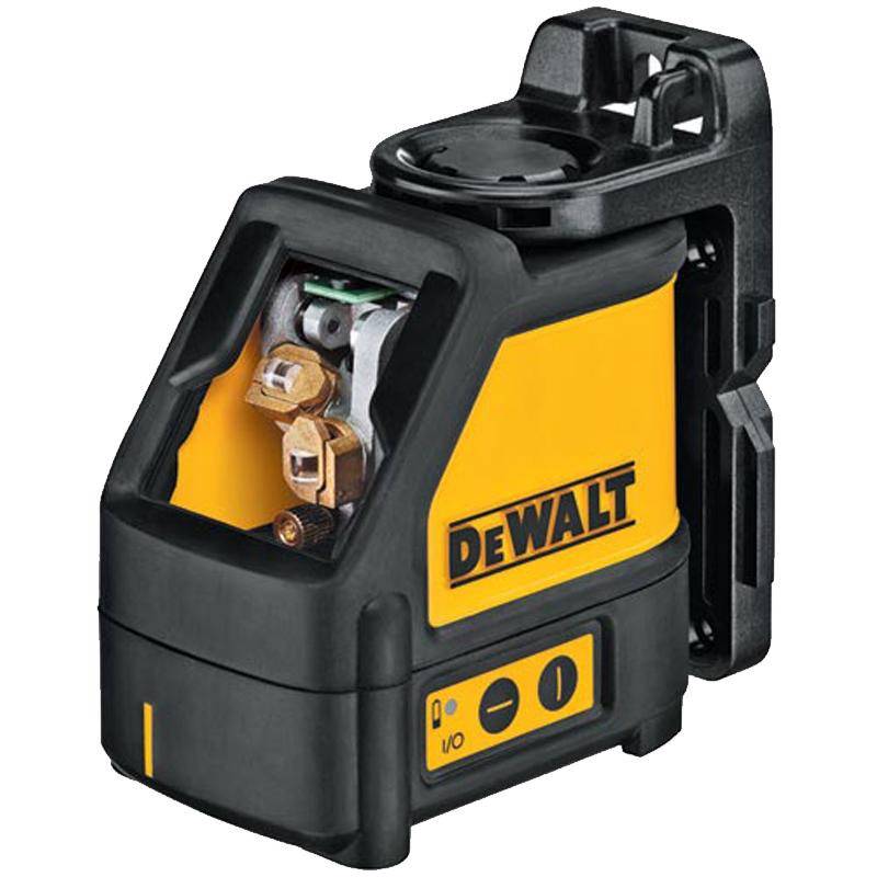 Уровень Dewalt Dw088k штатив для лазерного уровня stabila bst k xl 16842