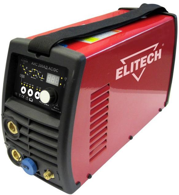 Сварочный аппарат Elitech АИС 200АД ac/dc  (180451)